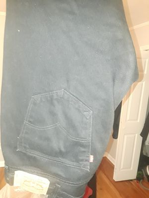 Black Levi's jeans size 40x32 worn for Sale in Macon, GA