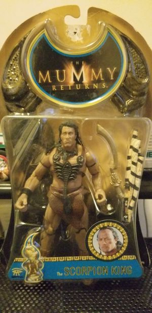 The Mummy Returns (Scorpion King) The Rock for Sale in Washington, DC