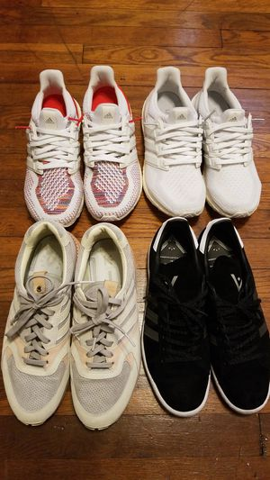 Adidas Sale (Ultra Boost & Consortium) for Sale in Houston, TX