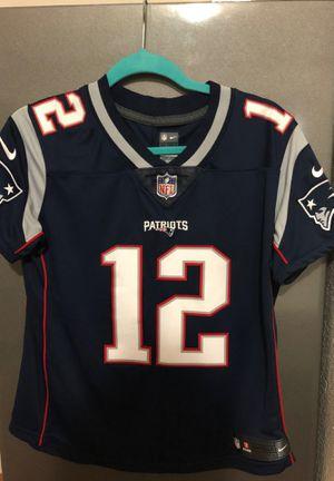 Patriots- New England Patriots jersey for Sale in Las Vegas, NV