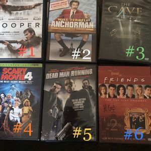 FLASH SALE ⚡️ Used DVD's looking for a new home ! for Sale in Phoenix, AZ