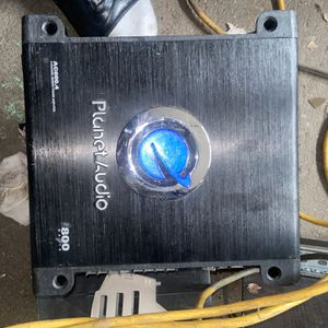 Planet Audio Amp NEEDS FUSE for Sale in Dallas, TX