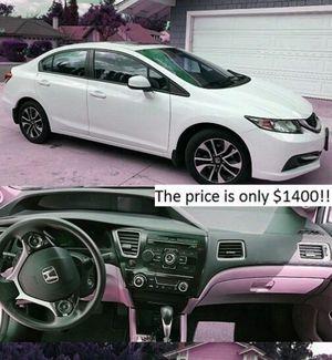 2013 Honda Civic Price$1400 for Sale in Berkeley, MO