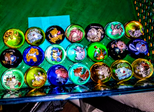 Pokemon Collectable Marbles for Sale in Boyertown, PA