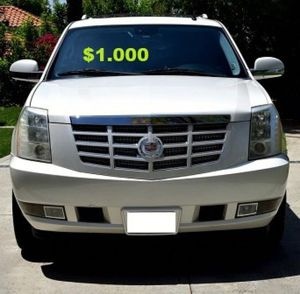 ♛$1.000 First owner 2OO8 Cadillac Escalade for Sale in Arlington, VA