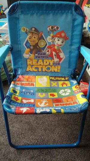 Paw patrol chair for kids for Sale in Phillips Ranch, CA