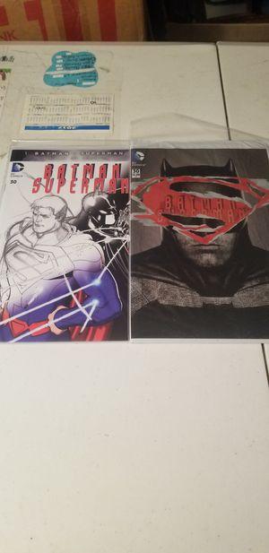 Batman / superman comic bundle for Sale in Las Vegas, NV