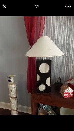 Table Lamps New in Box for Sale in Taylors, SC