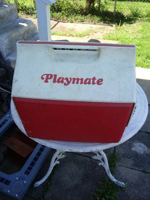 Playmate cooler little rust in side never used for Sale in Columbus, OH