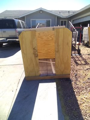 Dog houses for sell 250 for Sale in Las Vegas, NV