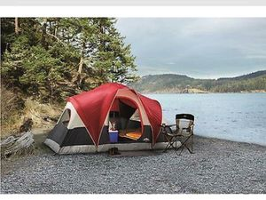 Camping Tent 12x10 6 Person Northwest Territory Northwoods for Sale in Missouri City, TX