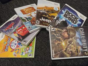Wii games for Sale in Rockport, MA