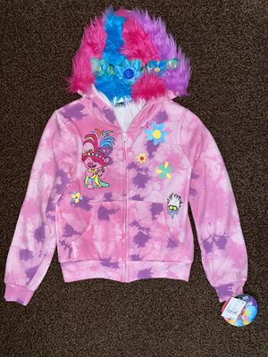 Trolls jacket. Minnie Mouse Disney princess frozen for Sale in Spring Valley, CA
