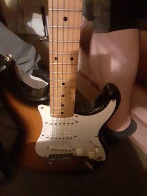 Guitar and amp for Sale in Endicott, NY