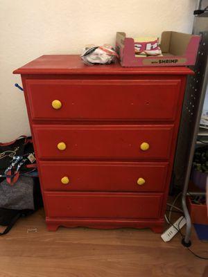 Free Dresser for Sale in Stockton, CA