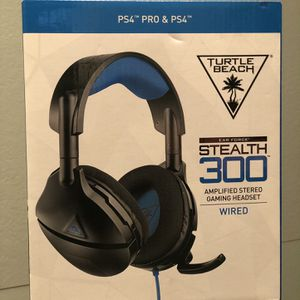 Ps5 / Ps4 Gaming Headphones/Headsets *Brand New for Sale in Dallas, TX