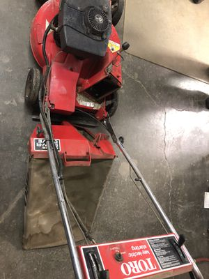 Toro lawn mower for Sale in Denver, CO