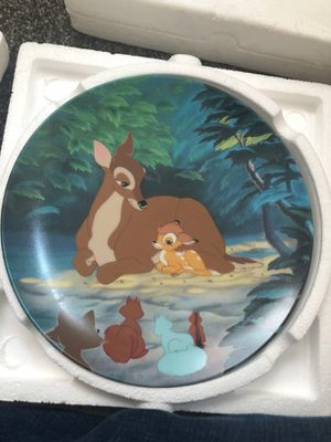 Collectors Plate for Sale in BETHEL, WA