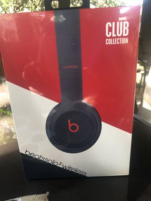 Solo3 wireless Beats - unopened for Sale in Fishers, IN