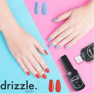 Drizzle 9pcs Gel Nail Polish Kit (New) for Sale in Clackamas, OR