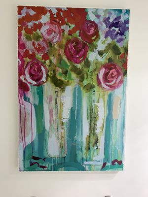 Floral Canvas for Sale in Virginia Beach, VA