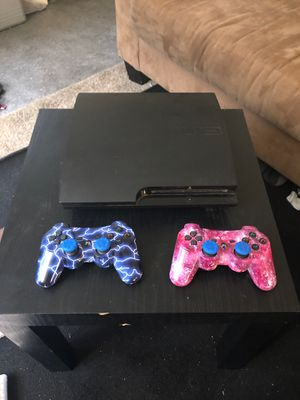 PS3-2 Controllers-7 games w/ NCAA 14 for Sale in Portland, OR
