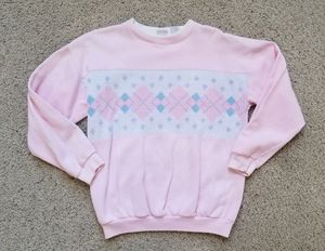 80s vintage pastel pink sweater 1980s for Sale in Irvine, CA