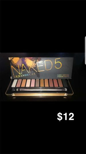 Naked 5 Palette for Sale in Tulare, CA