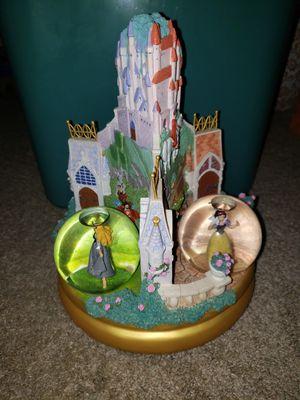 Disney Princess Snow Globe for Sale in Toms River, NJ