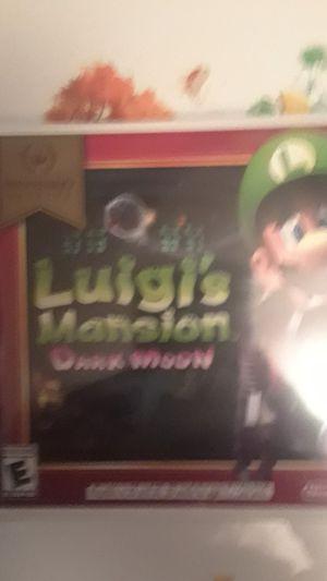 Luigi's Mansion Game Dark Room for Sale in Philadelphia, PA