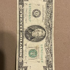 1988 A (G) $20 Dollar Bill for Sale in Fort Worth, TX