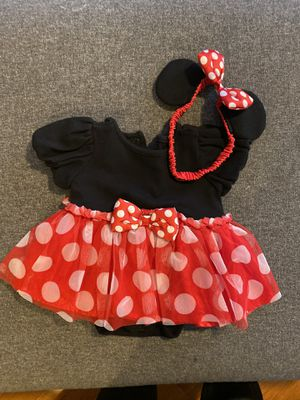 3-6 Months Minnie Mouse baby dress for Sale in Los Angeles, CA
