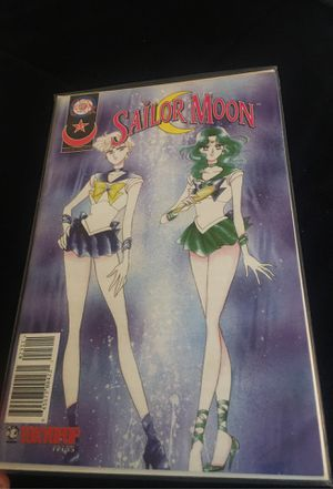 Sailor moon comic number 23 for Sale in Antioch, CA