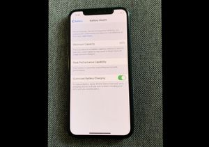 Iphone x max for Sale in Washington, DC
