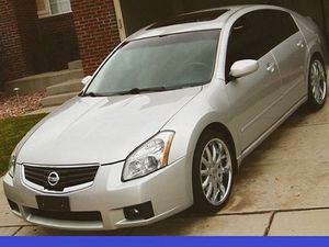 Like all Maxima's this 2007 Nissan Maxima one has a strong for Sale in Rockford, IL