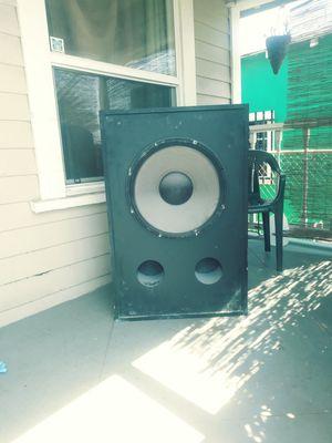 Huge JBL speaker for sale Hot deal for Sale in Los Angeles, CA