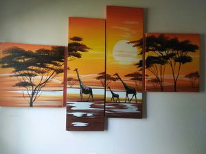 Beautiful canvas painting for Sale in Richmond, VA