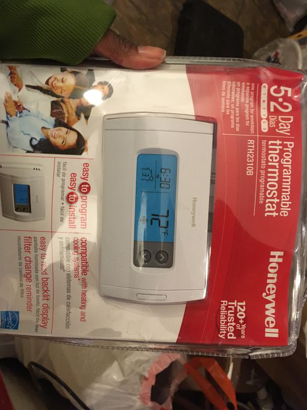 Honeywell Programable Thermostat