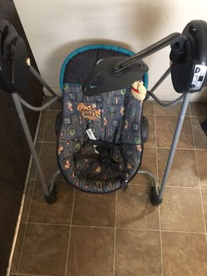 Baby swing. My baby used it a few times not much for Sale in Nashville, TN
