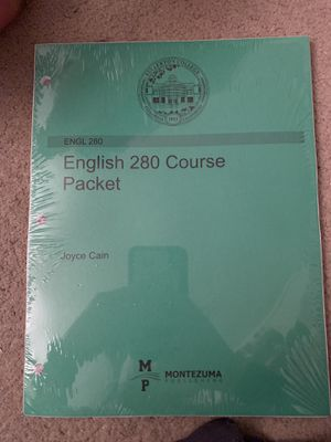 Fullerton College ENG 280 by Joyce Cain for Sale in Huntington Beach, CA
