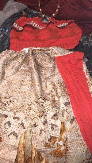 Women's Moana Halloween Costume for Sale in Boiling Springs, SC