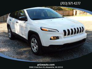 2016 Jeep Cherokee for Sale in Alexandria, VA