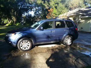 2012 Subaru Forester 2.5X Premium for Sale in Dover, FL