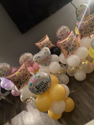 Mother's Day Balloon Cluster's for Sale in Mount Prospect, IL