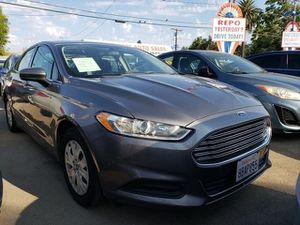 2014 Ford Fusion for Sale in Hawthorne, CA