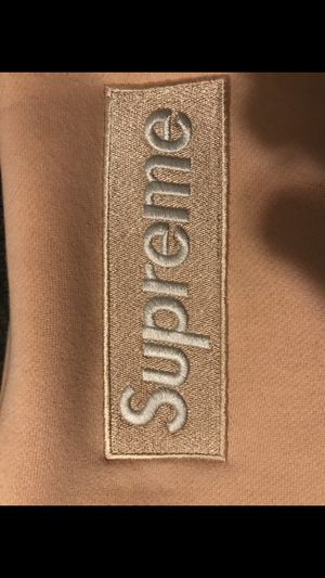 Supreme Peach Box Logo Large for Sale in West Linn, OR
