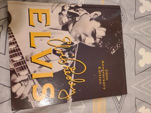 Elvis book for Sale in Fresno, CA