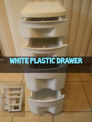 Plastic drawer for Sale in Garden Grove, CA