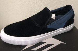 Emerica Slip on g6 / size 9.5 only for Sale in Pomona, CA