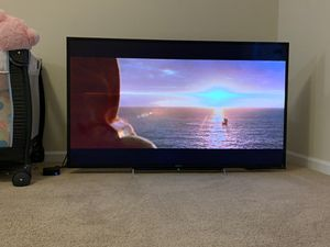 """Sony tv 60"""" for Sale in Clayton, NC"""